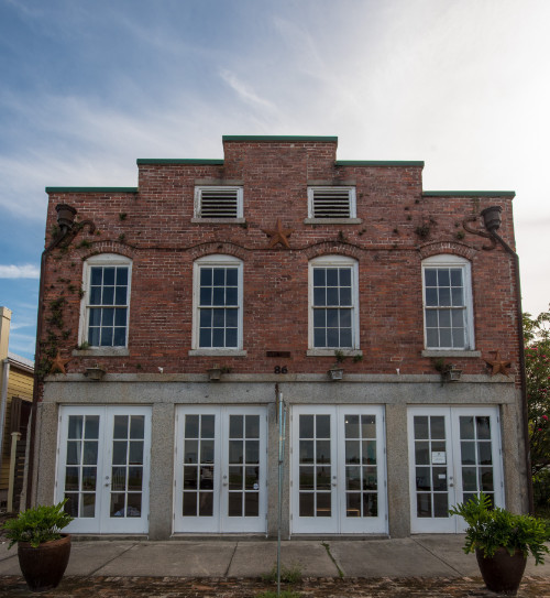HCA Building in Apalachicola